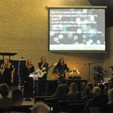 Kerstnachtdienst verzorgd door jongeren